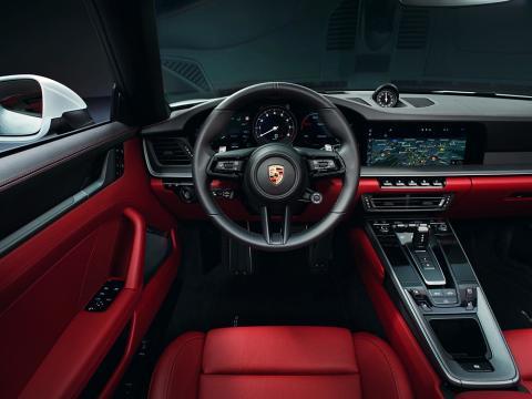 Nya Porsche 911 Carrera