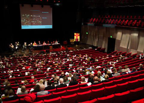 Kyrkomötet kommer tillbaka i november
