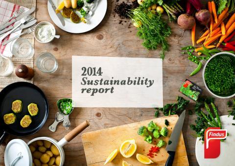Summary of Findus Sustainability Report 2014