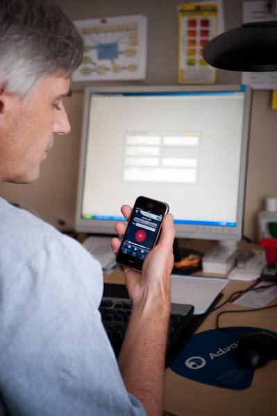 Ny applikation säkerställer vårddokumentation vid driftstörningar