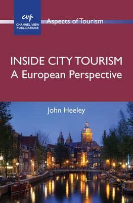 Ny bok om turism lyfter Göteborg som framgångsexempel