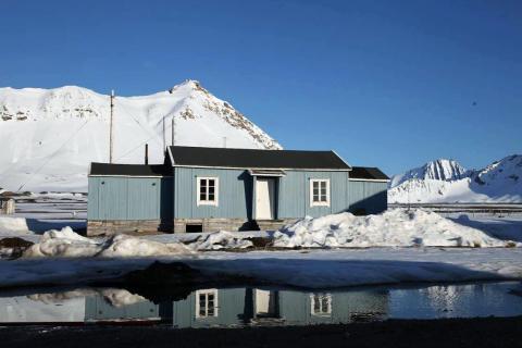 Telegrafstasjonen i Ny-Ålesund