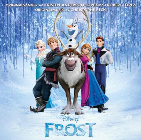 Frost - Soundtrack släpps digitalt den 27/1