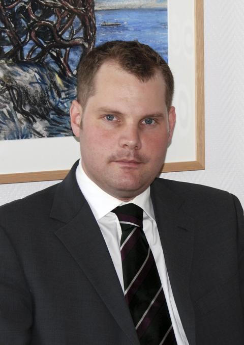 Mattias Grundström blir ny Alkoholgranskningsman AGM