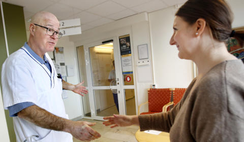 SVF-patienternas enkätsvar en värmländsk guldgruva