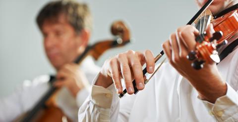 Belastningsskador hos violinister fokus för ny forskningsstudie på Akademiska