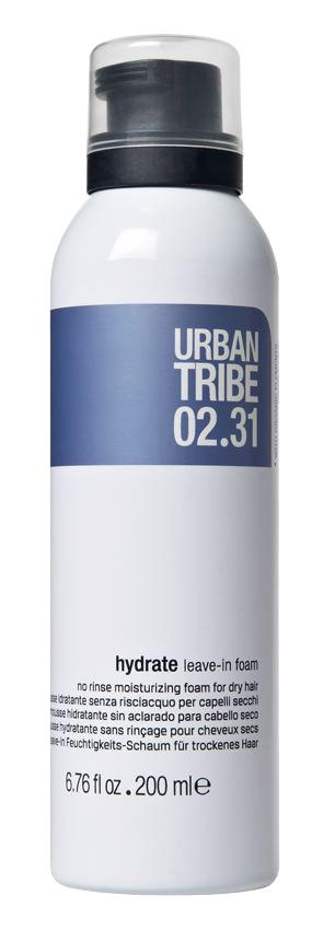 Urban Tribe 02.31 hydrate leave in foam