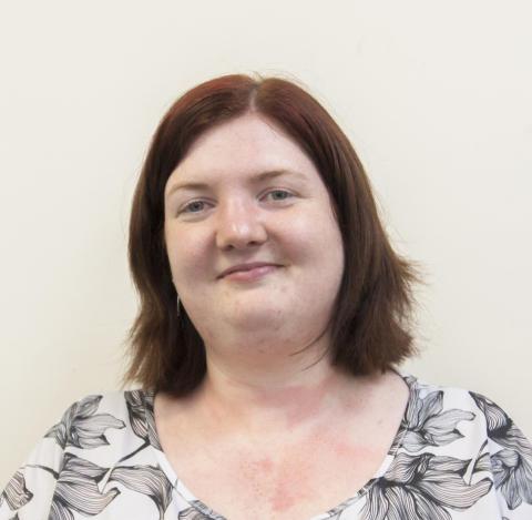 Senior HR Manager, Marie Betts
