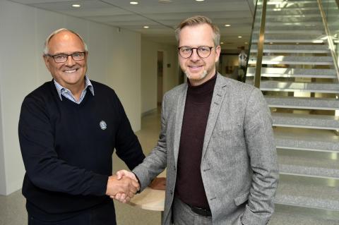 Svenska Båtunionen i möte med Mikael Damberg om båtmotorstölderna