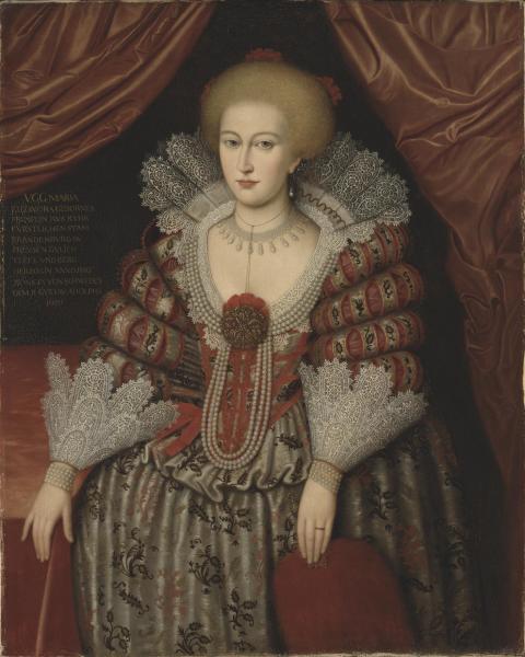 Maria Eleonora – hjärtats drottning