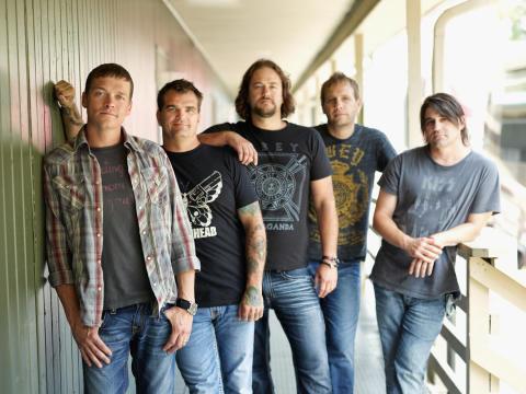 3 Doors Down spelar bara på Gröna Lund