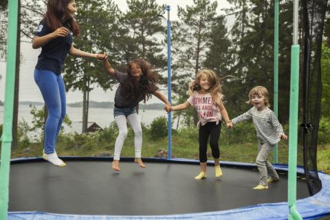 Forskning ska täcka kunskapsglapp kring små barns psykiska hälsa