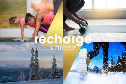 Recharge under Åre Business Forum