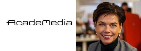 Sofia Larsen ny för-och grundskolechef på AcadeMedia