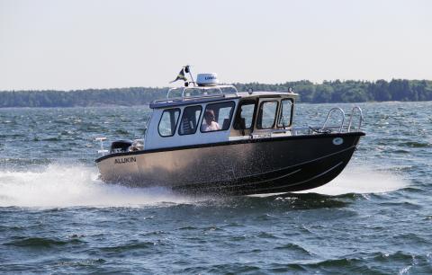 Förläng säsongen med rätt båt