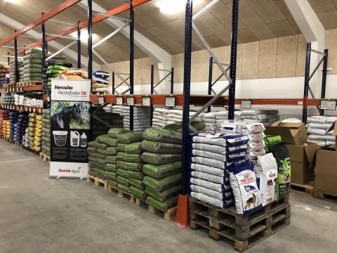 Ny Danish Agro-butik i Nyborg