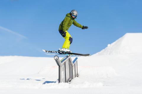 SkiStar Snow Parks