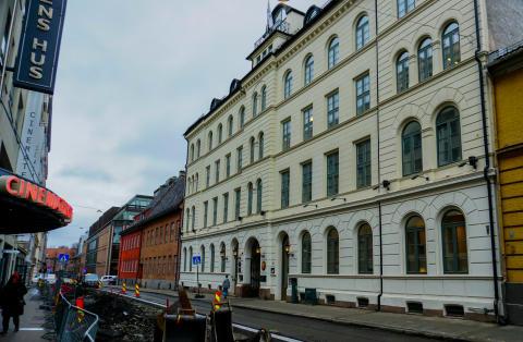 Selvaag Eiendom kjøper  praktbygg i Kvadraturen