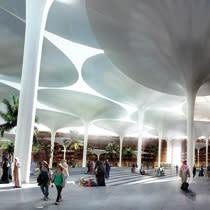 Intressant inblick i framtidens byggande presenteras på Ljusdagen