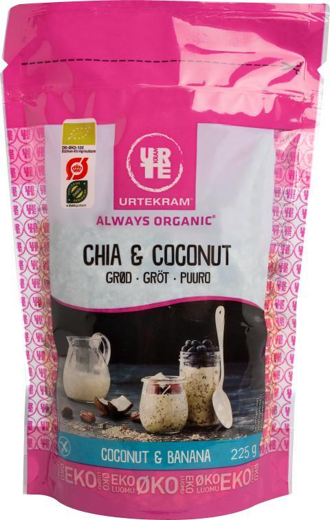 Chia Grøt Coconut