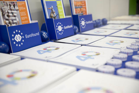 Eurofound's Headline Publications for 2016