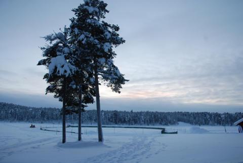 Invigning av årets miljökonferens i Jokkmokk