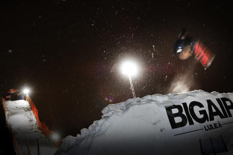 Luleå Big Air 2017-1