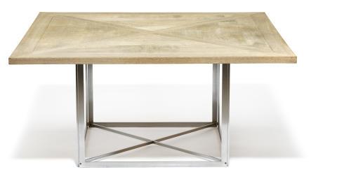 Poul Kjærholm: Unique dining table