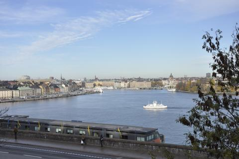 Stockholm har nya färjelinjer