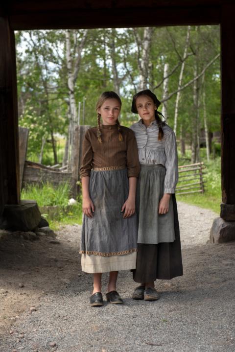 Jakten på den glömda historien - avsnitt 1: Fabellas färd till 1890