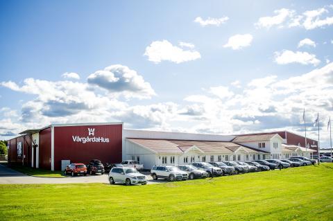 VårgårdaHus kontor och fabrik i Vårgårda
