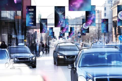 Citydressing Eurovision Song Contest: Götgatan