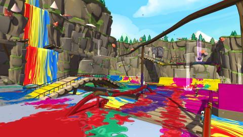 Crayola Scoot - Launch Screenshot 1