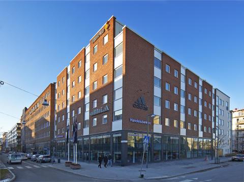 De nya lokalerna ligger på Hammarby Allé 91 i Stockholm.