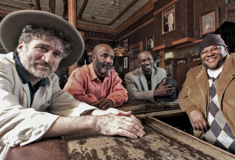 Jon Cleary and The Absolute Monster Gentlemen (US)