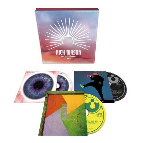 Nick Mason - Unattended Luggage Box Set - CD