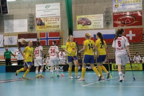 Storseger för Sverige mot Ungern i U19-VM för damer