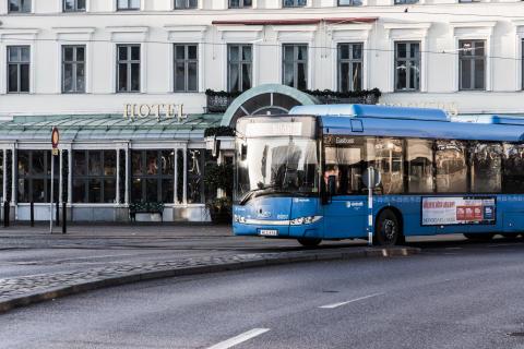 Drottningtorget Göteborg