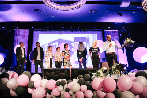 """Mio vinnare i kategorin """"Årets Omnikanal"""" på Jetshop Awards"""