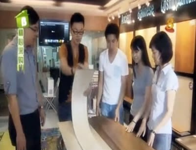 evorich flooring group on mediacorp home makeover 2 [玩家万岁 2