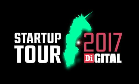 SJ Biz ny partner till Di Digital Startup Tour