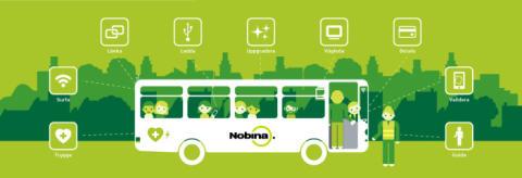 Sigma vinner IoT-avtal med Nobina