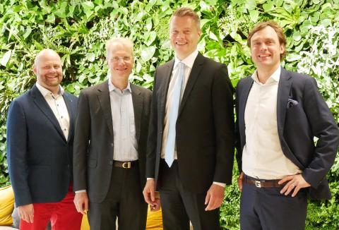 Säästöpankkiryhmä tuoteyhteistyöhön Taalerin kanssa