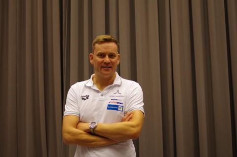 Arild Tveiten - sportssjef - NTF