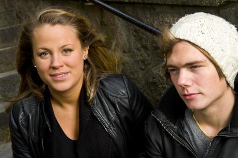 Många ungdomar på Södermalm mår bra