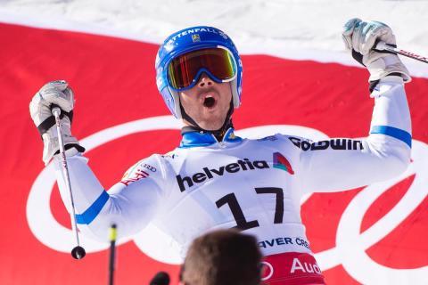 Matts Olsson avslutar sin skidkarriär