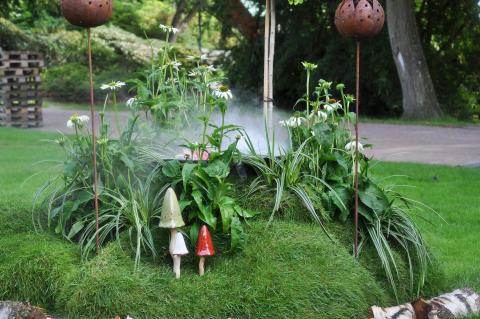 Den stora Trädgårdsfesten 2017