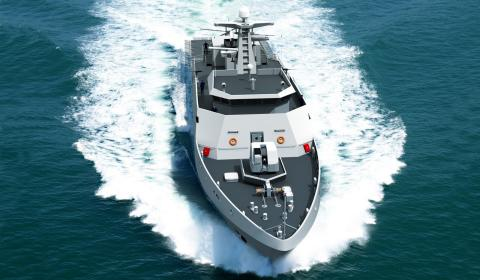 QYResearch: Offshore Patrol Vessels Industry Research Report