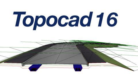 Nu lanseras Topocad 16!