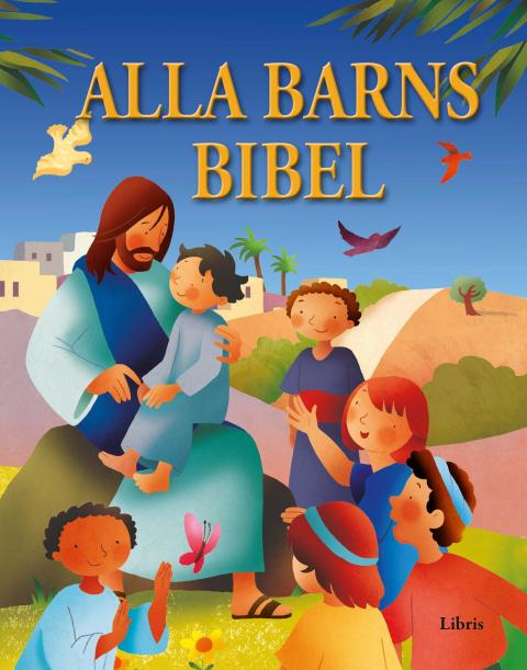 Omslagsbild: Alla barns bibel